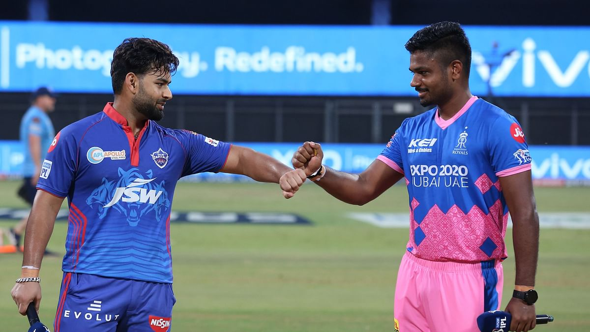 Sanju Samson has won the toss against Rishabh Pant and elected to bowl first in Mumbai.