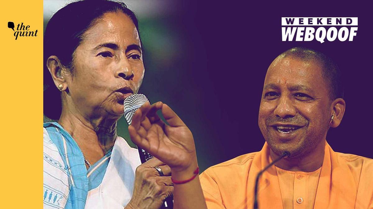 WebQoof Recap: Of Yogi's Expletive and 2021 Assembly Elections