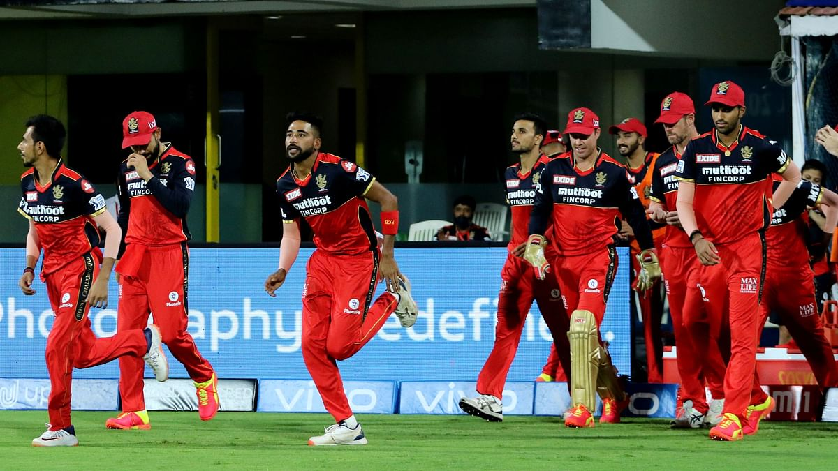 Rashid's Battle With Maxwell, AB Takes Centrestage as SRH Play RCB