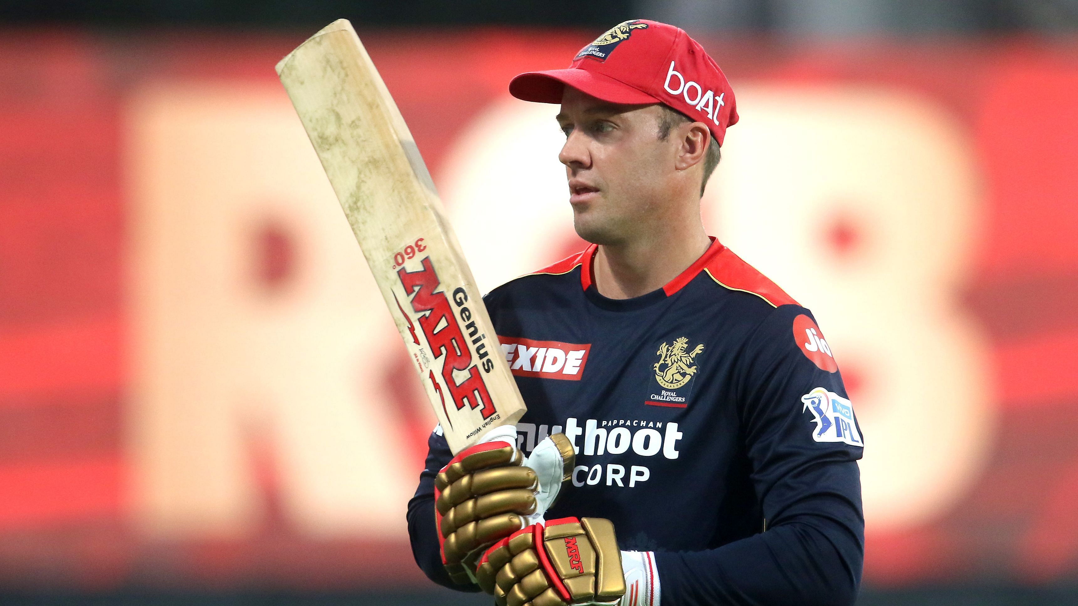 Was Ready for IPL 2021 Two Weeks in Advance: AB de Villiers