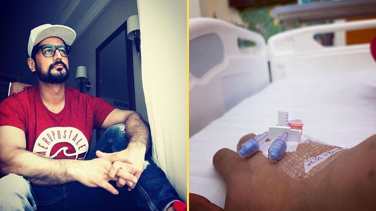 'Uri' Actor Mohit Raina Tests COVID Positive, Hospitalised