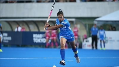 Hockey player Rani Rampal.
