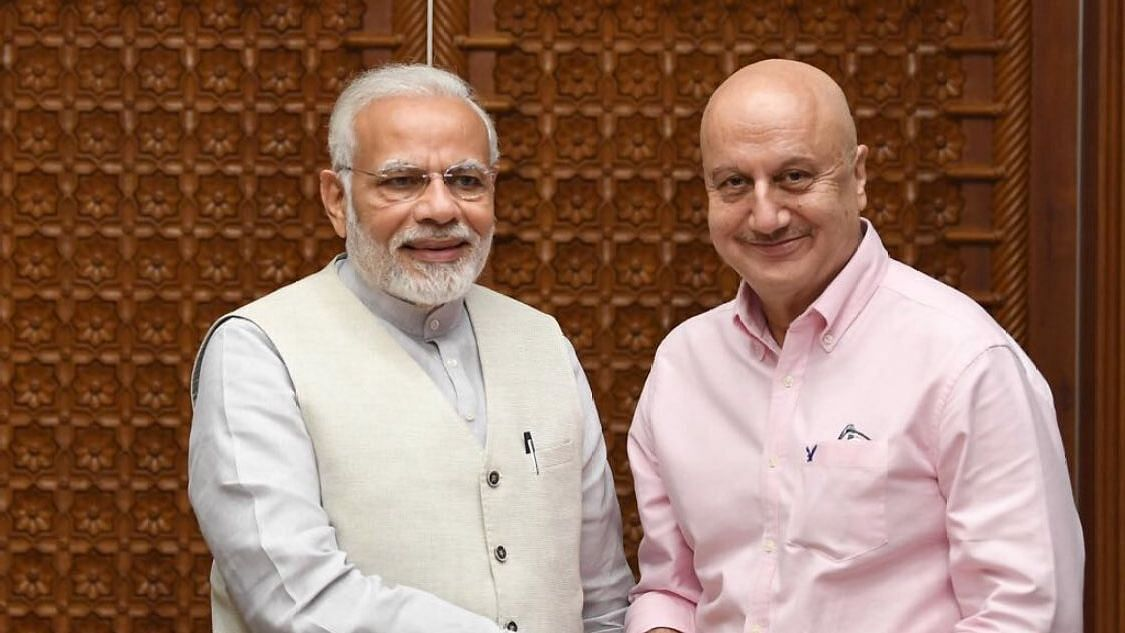 Somewhere They Have Slipped': Actor Anupam Kher on Centre's Handling of  COVID Crisis