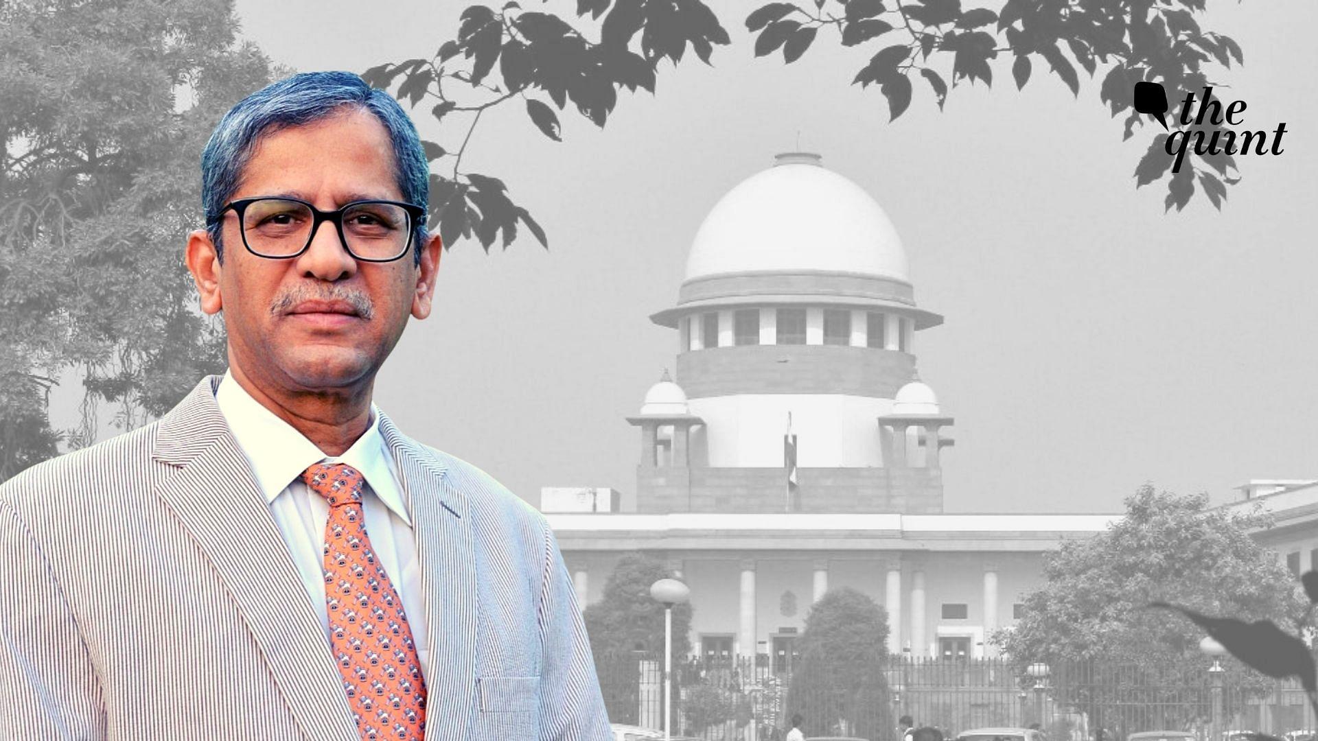Beware 'Tyranny of the Elected': Lawyers, Activists Praise CJI Ramana's Speech