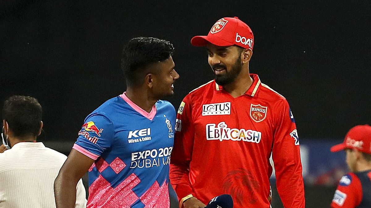 Rajasthan Royals have won the toss and elected to bowl first in the IPL match on Monday.