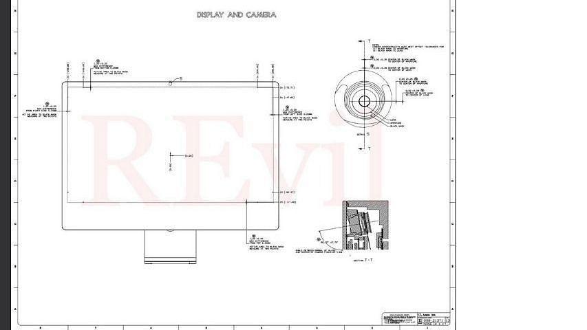 "<div class=""paragraphs""><p>Leak1 : Blueprint of Display and Camera.</p></div>"