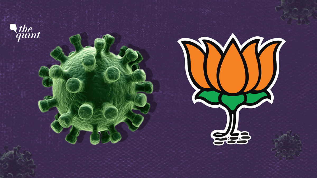 COVID-19 Crisis Or Not, BJP's 'Politics-First' Agenda Carries On