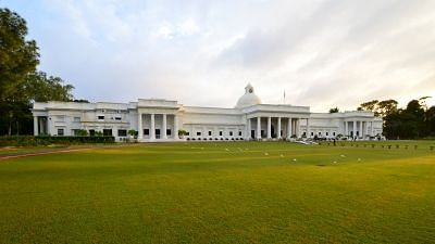 Indian Institute of Technology (IIT) Roorkee in Uttarakhand's Haridwar.