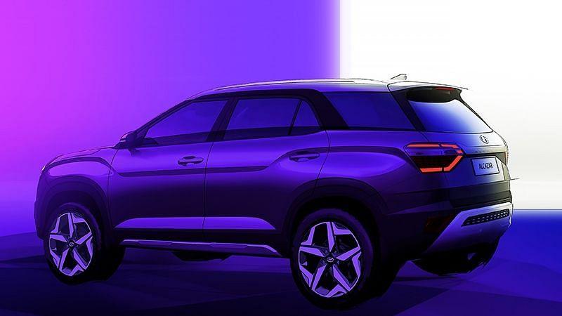 Hyundai's 7-Seater SUV Alcazar to be Revealed on 6 April