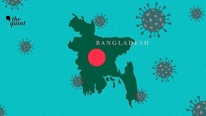 Image of Bangladesh map used for representational purposes.
