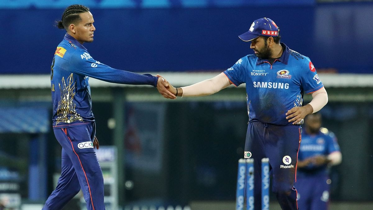 IPL 2021 Points Table: MI on Second Position After Beating KKR