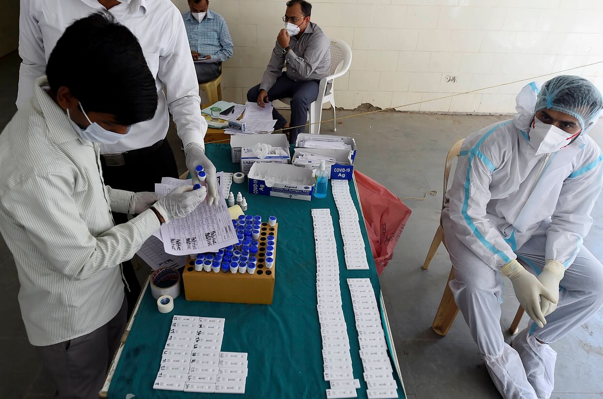 43,733 New COVID Cases in India, 930 Deaths; Tally Over 3.06 Cr