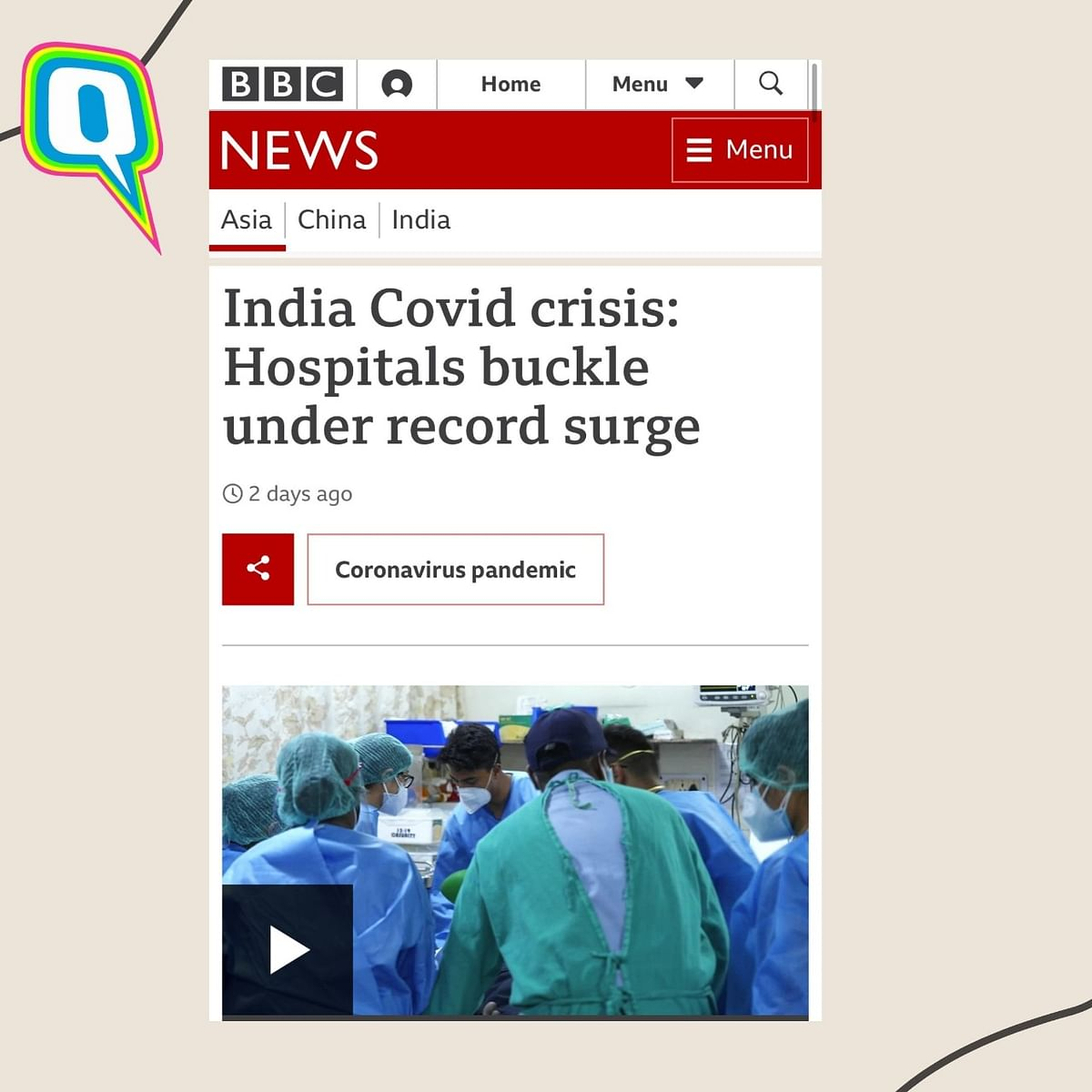 How the World Sees India and Its COVID Crisis