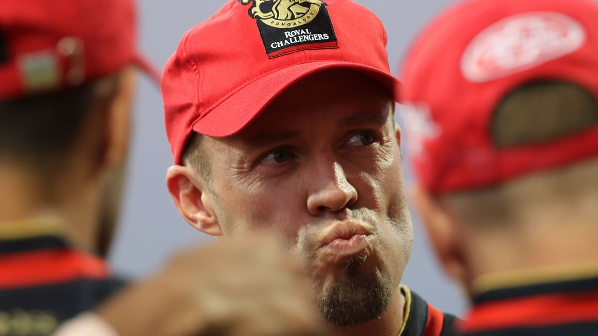 RCB's AB de Villiers said 'it's getting boring to talk about it (the IPL title)'.