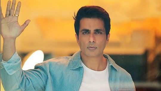 Actor Sonu Sood tests positive for COVID-19.