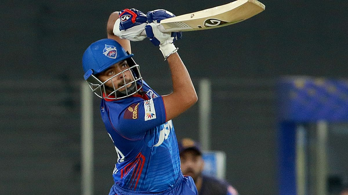 Prithvi Shaw hit Shivam Mavi for six fours off six successive deliveries in the first over.