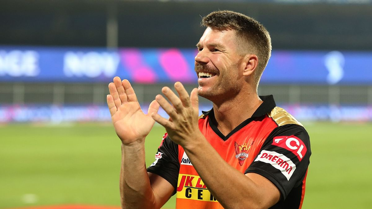 After their first win of the IPL 2021 season, David Warner and Kane Williamson play a game of 'never have I ever'.