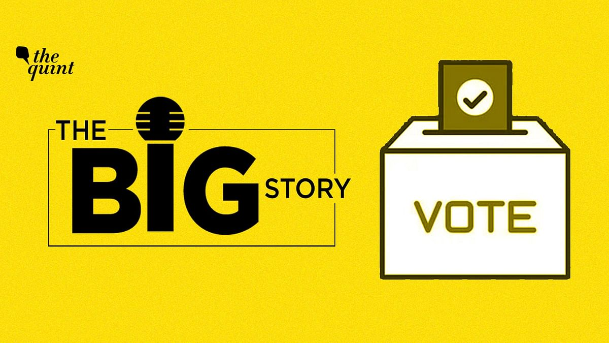 The Big Story Podcast on exit poll data of West Bengal, Tamil Nadu, Kerala, Assam, and Puducherry Assembly Elections 2021. Image used for representation only.