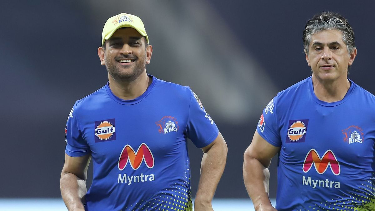 IPL: Dhoni Elects to Bowl  vs Punjab Kings, Both Teams Unchanged