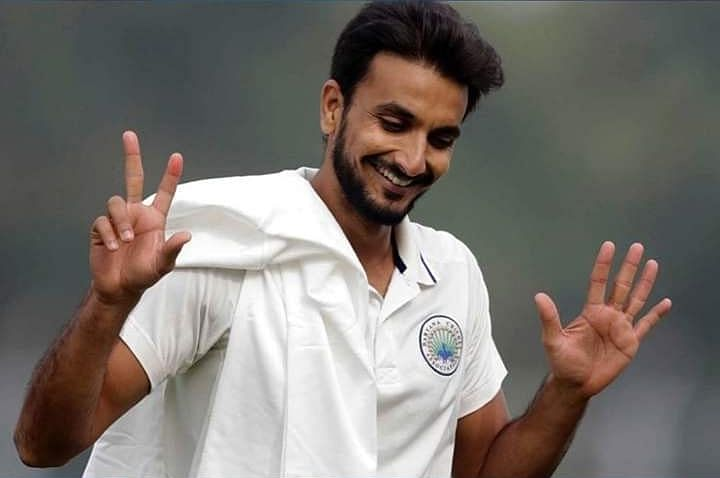 In the 2020 Ranji Trophy season, Harshal picked 52 wickets.
