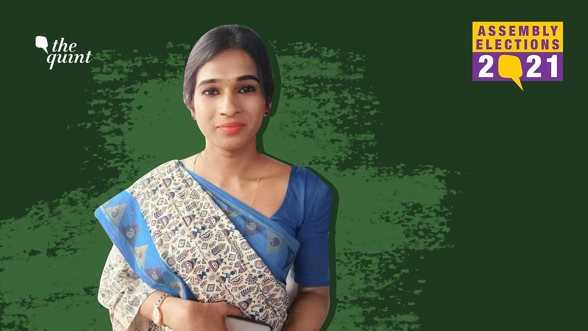 Anannyah Kumari Alex has made history by being the first transgender to contest in the Kerala Assembly elections.
