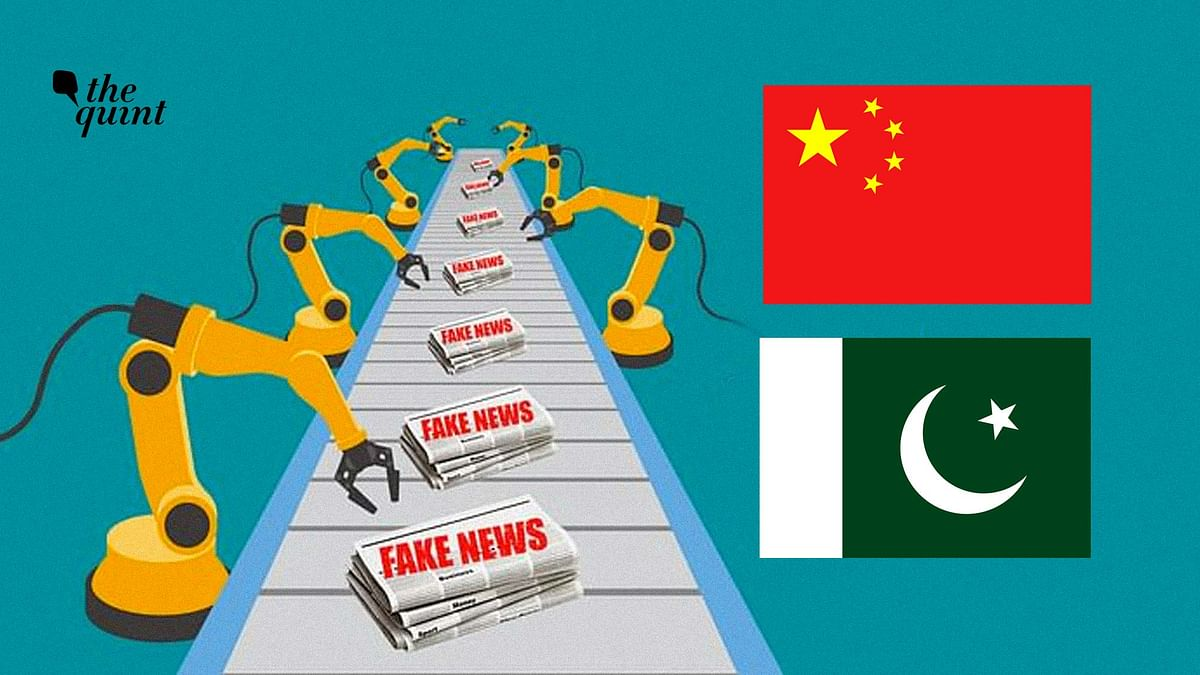 How Pakistan & China Are Using 'Fake IDs' to Sell Propaganda