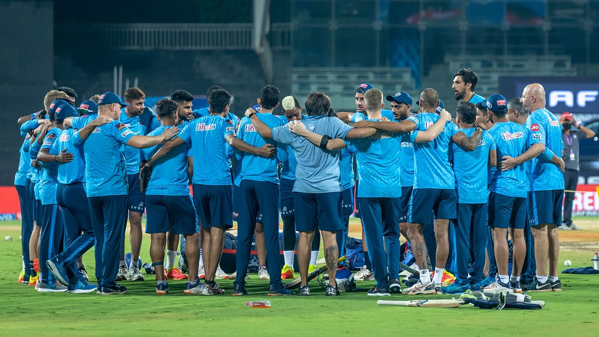 Delhi Capitals Donate Rs 1.5 Crore to Assist Delhi's COVID Fight
