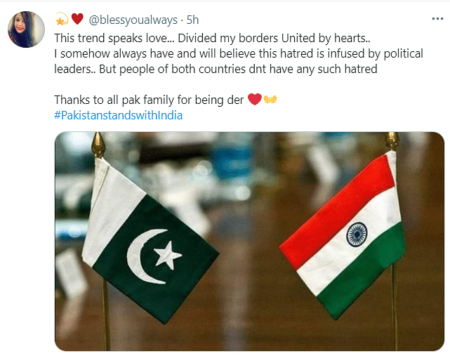 Pakistanis Send Messages of Hope to Indians Amid COVID Crisis
