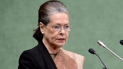 Sonia Meets With Congress-Led State CMs To Assess COVID Situation