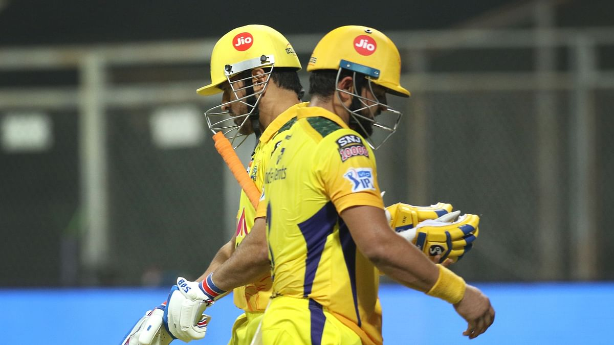 CSK Thrash Rajasthan by 45 Runs For Second Victory of IPL 2021