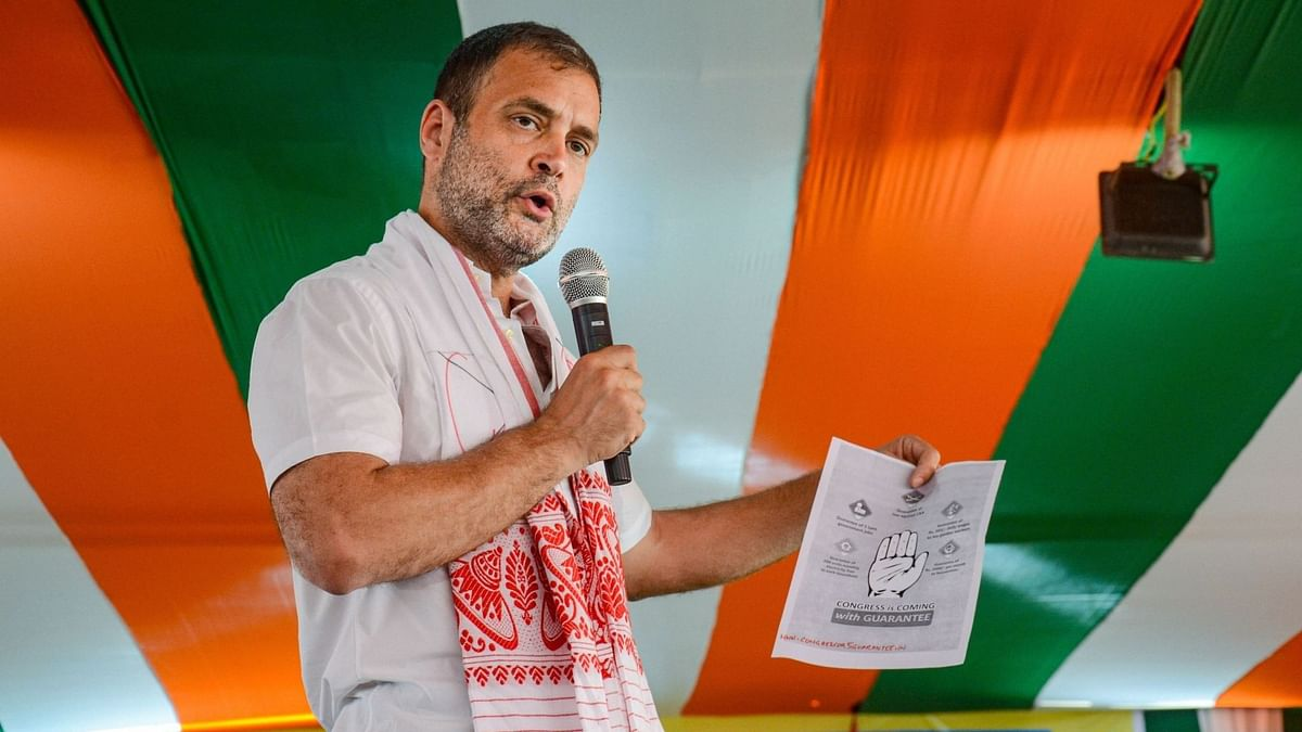 Congress leader Rahul Gandhi tweeted a campaign video on Tuesday, March 30, for the ongoing Assam assembly elections.