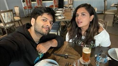 "<div class=""paragraphs""><p>Actor couple Richa Chadha and Ali Fazal</p></div>"