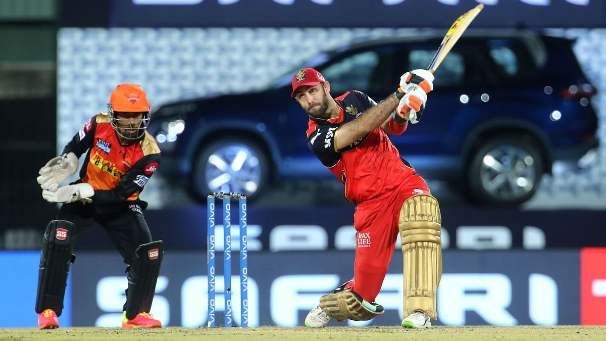 My Role at RCB is Similar to That in Australia Team: Glenn Maxwell