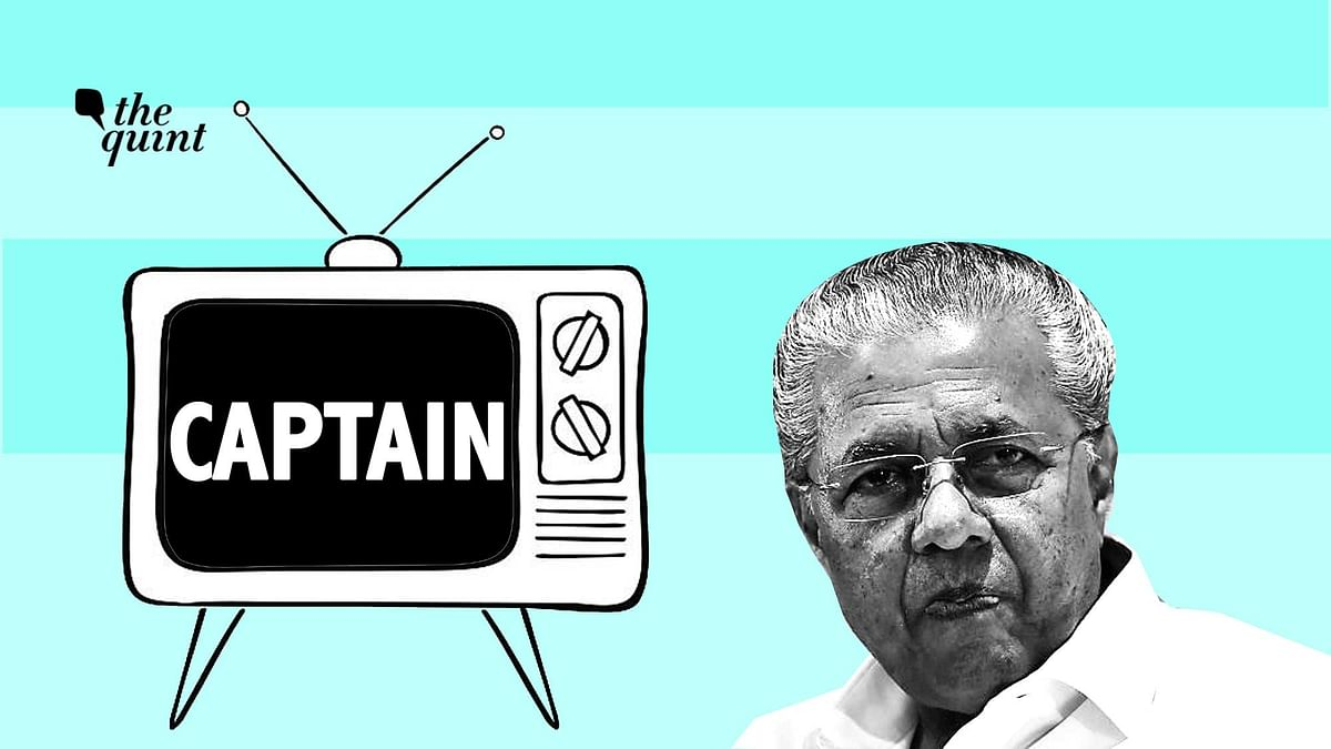 How Kerala TV Channels & Media 'Made' CM Pinarayi 'Captain'