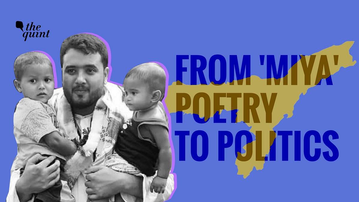 In Assam, 'Miya' Poet Ashraful Hussain Turns Politician