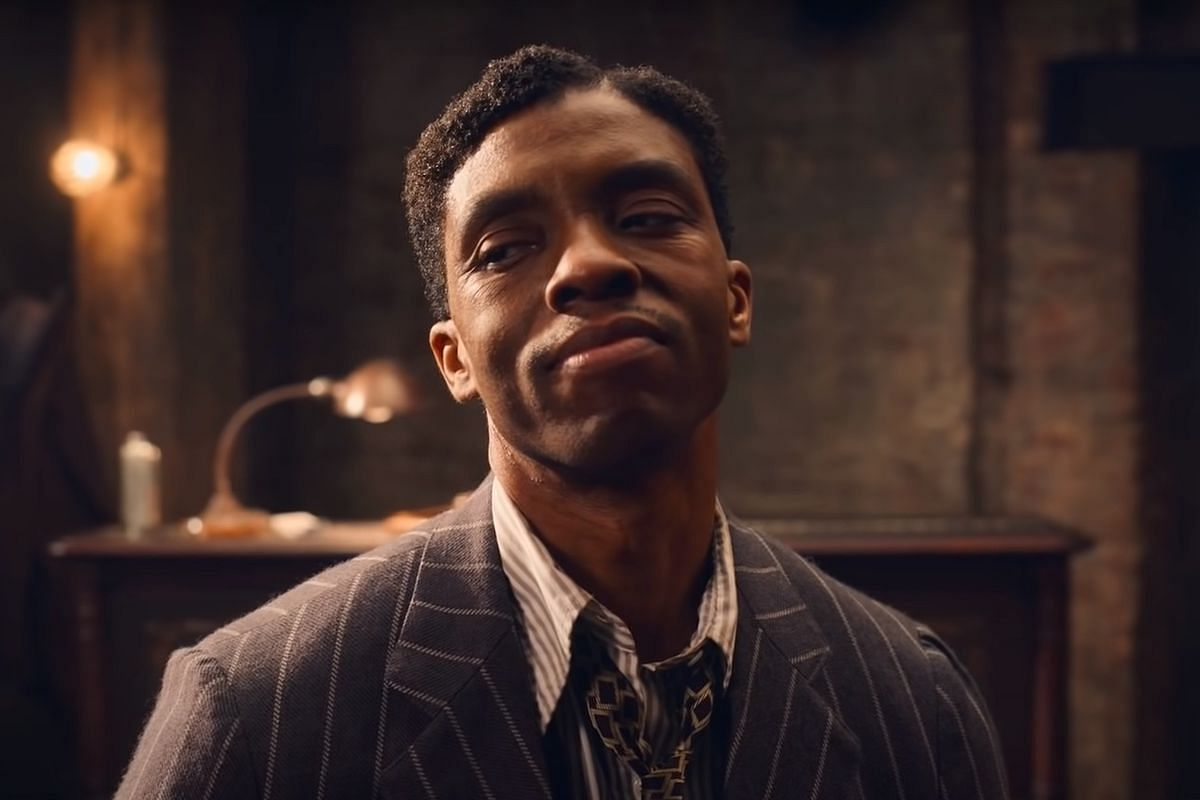 "<div class=""paragraphs""><p>Chadwick Boseman in Ma Rainey's Black Bottom.</p></div>"
