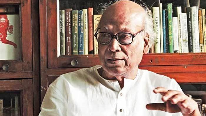 "<div class=""paragraphs""><p>Bengali poet Shankha Ghosh passed away aged 89</p></div>"