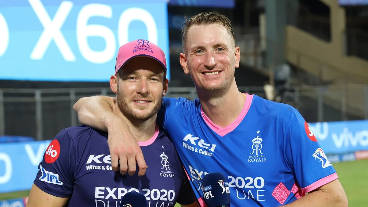 After the victory over Delhi Capitals on Thursday, Chris Morris was asked about the Sanju Samson run refused in RR's season-opener.