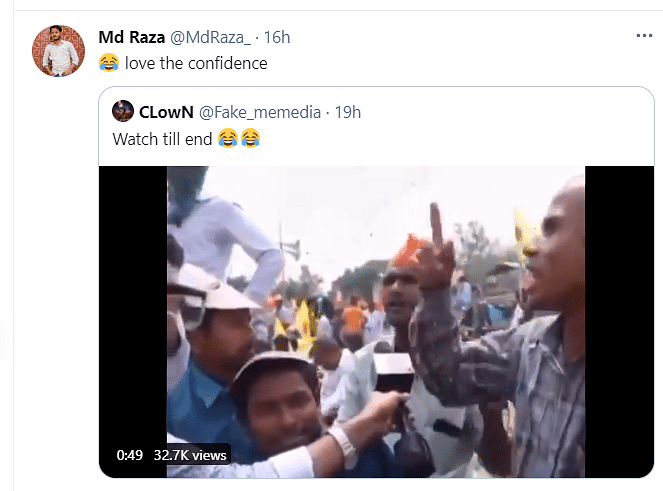 Man Claims Standing In Sun Cures Corona, Gets Trolled By Netizens
