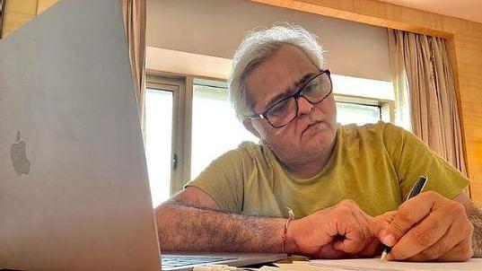 "<div class=""paragraphs""><p>Director Hansal Mehta&nbsp;</p></div>"