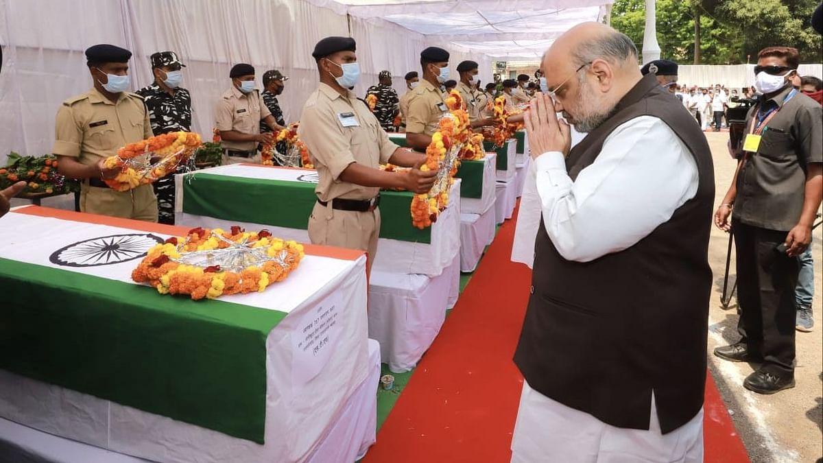 Twenty two security personnel were killed and around 31 were injured in an encounter in Chhattisgarh's Bijapur on Saturday.