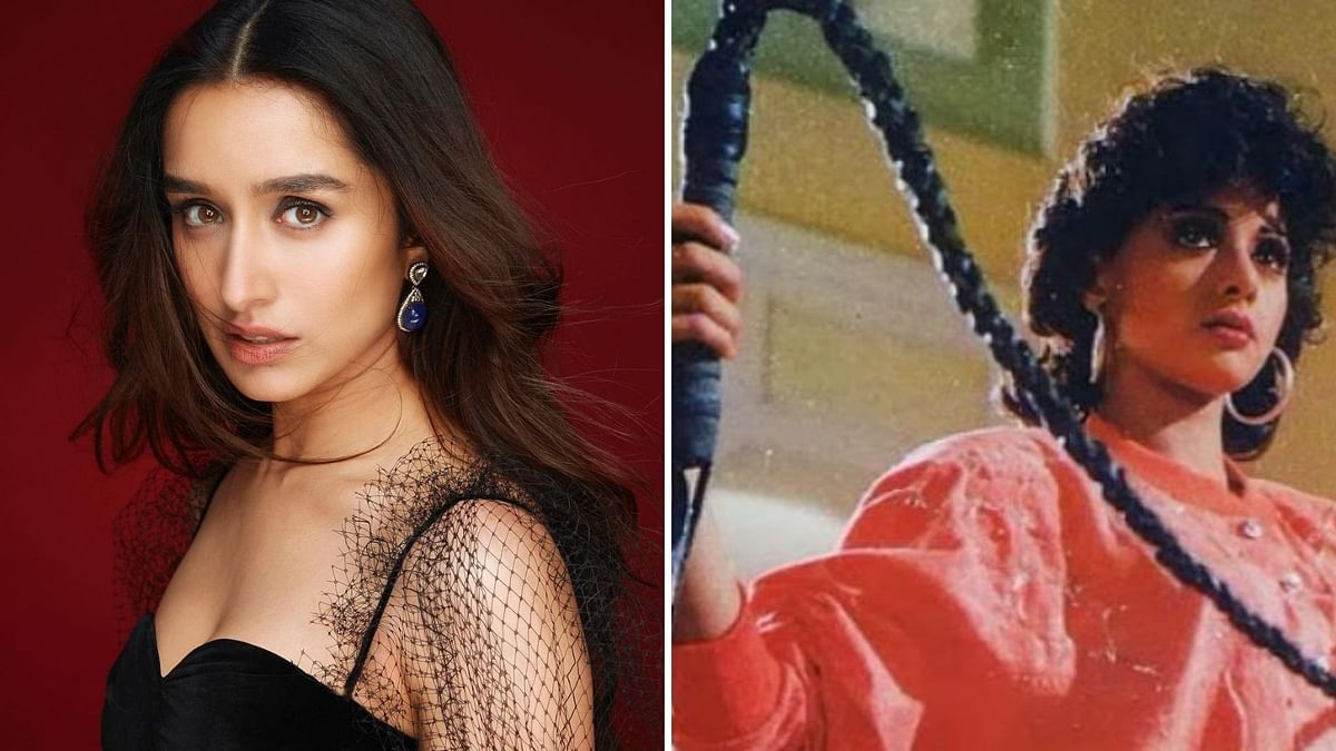 """<div class=""""paragraphs""""><p>Shraddha Kapoor's Chaalbaaz in London is a nod to Sridevi's hit film.</p></div>"""