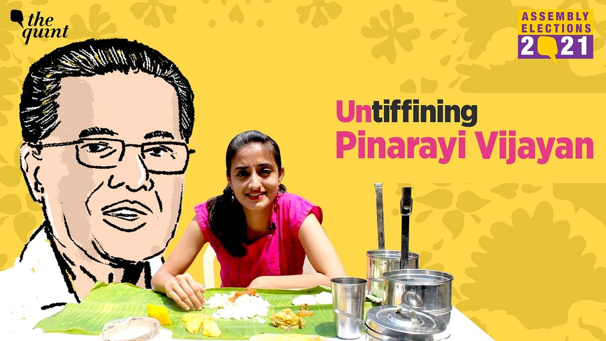 The Quint 'untiffins' the Communist leader Pinarayi Vijayan, his party ideology and political ambitions.