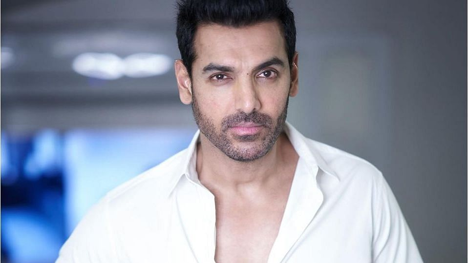 """<div class=""""paragraphs""""><p>John Abraham hands over his social media to those affected by COVID-19.</p></div>"""