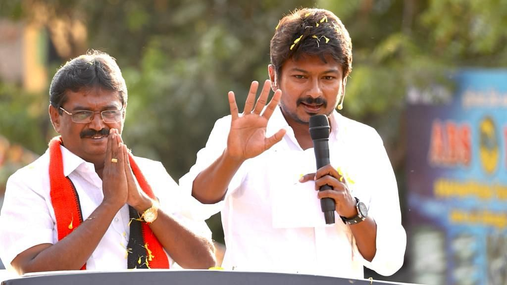 Udhayanidhi Stalin Denies MCC Breach by His Jaitley-Swaraj Remark