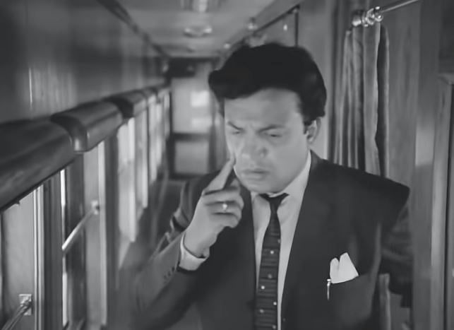"""<div class=""""paragraphs""""><p>A still from Satyajit Ray's 'Nayak'</p></div>"""