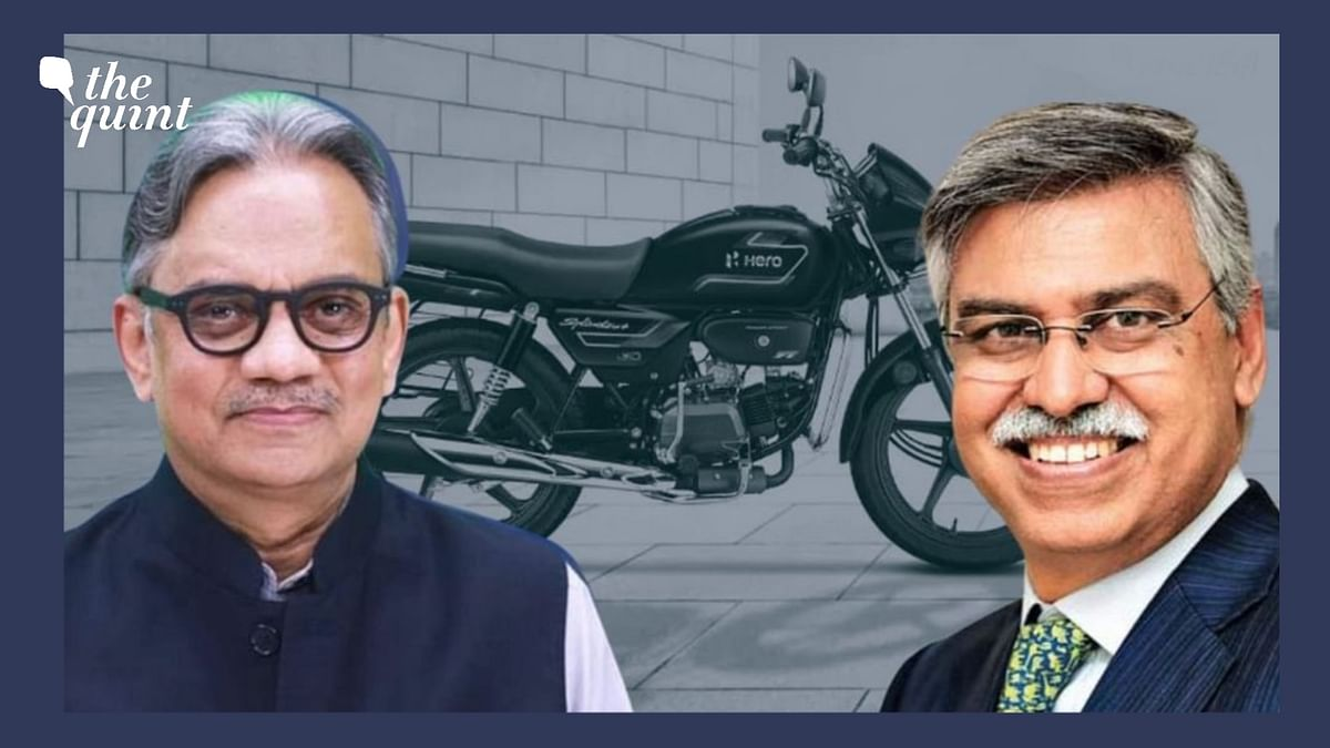 Hero Enterprise chairman and former managing director of Hero Moto Corp Sunil Kant Munjal speaks with The Quint's Editorial Director Sanjay Pugalia on his new book 'The Making of Hero'.