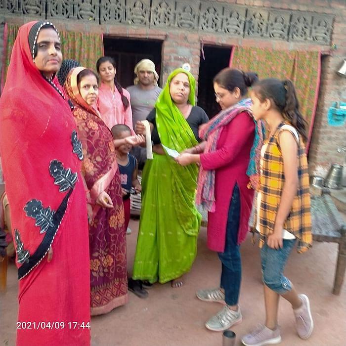 Akanksha Vajpayee, A Young Contender For UP Zila Panchayat Polls