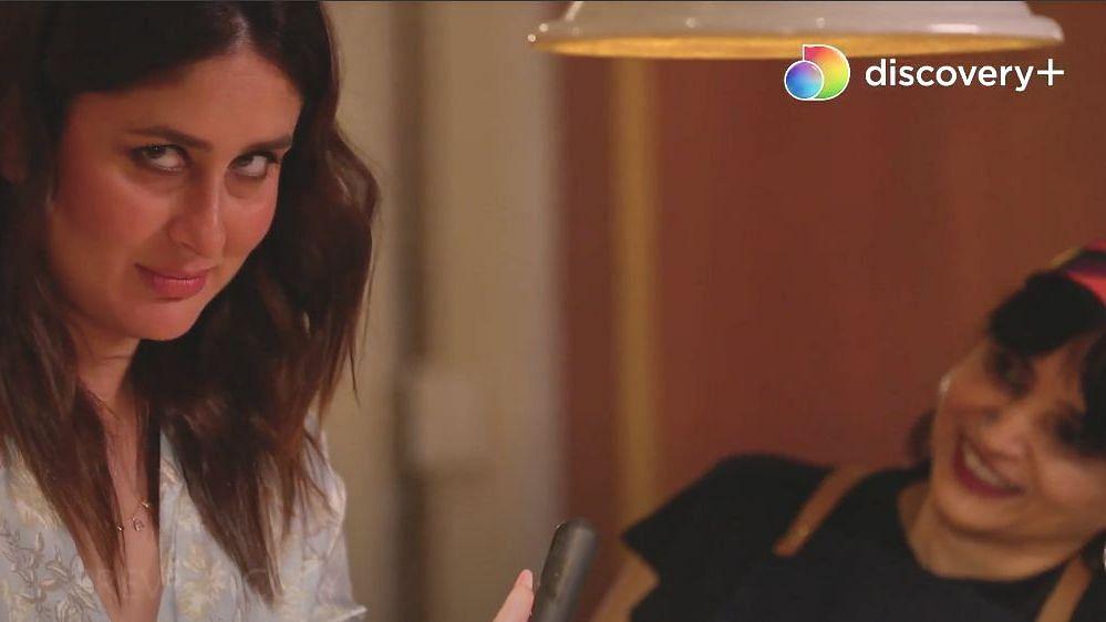 Kareena Kapoor's Antics Make 'Star Vs Food' an Engaging Watch