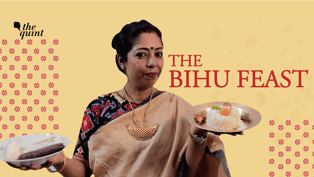 This Bihu, Cook up a Storm With Assamese Ghost Chilli & Pork